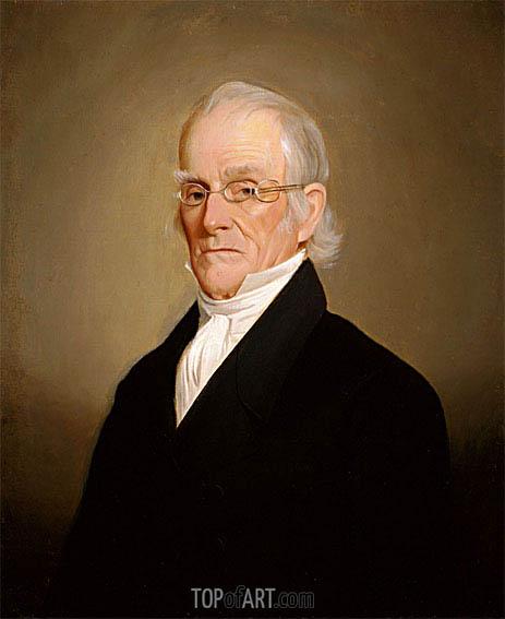 Audubon | Colonel Nathaniel Rochester, 1824