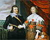 Portrait of a Husband and Wife (Possibly Members of the Selby Family) | John Parker