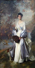 Portrait of Pauline Astor, c.1898 by Sargent | Painting Reproduction