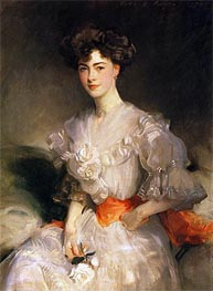 Maud Glen Coats, Duchess of Wellington, 1906 by Sargent | Painting Reproduction