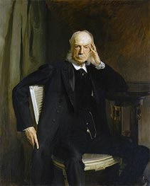 Henry G. Marquand, 1897 by Sargent | Painting Reproduction