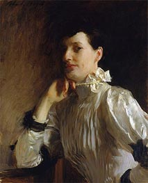 Mrs. Henry Galbraith Ward, c.1891/94 by Sargent | Painting Reproduction