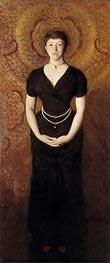 Portrait of Isabella Stewart Gardner, 1888 von Sargent   Gemälde-Reproduktion
