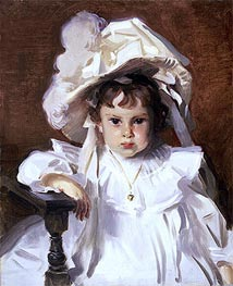 Dorothy, 1900 by Sargent | Painting Reproduction