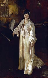 Judith Gautier, c.1885 by Sargent | Painting Reproduction