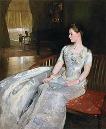 Mrs. Cecil Wade, 1886 by Sargent | Painting Reproduction