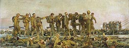 Gassed, 1919 by Sargent | Painting Reproduction