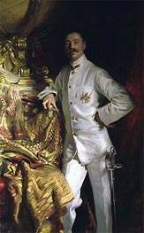 Sir Frank Swettenham, 1904 by Sargent | Painting Reproduction