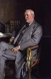 Evelyn Baring, 1st Earl of Cromer, 1902 by Sargent | Painting Reproduction