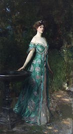 Portrait of Millicent, Duchess of Sutherland | Sargent | veraltet