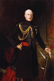 Arthur, Duke of Connaught, 1908 by Sargent | Painting Reproduction