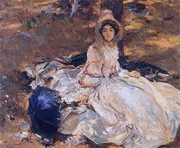 The Pink Dress | Sargent | veraltet