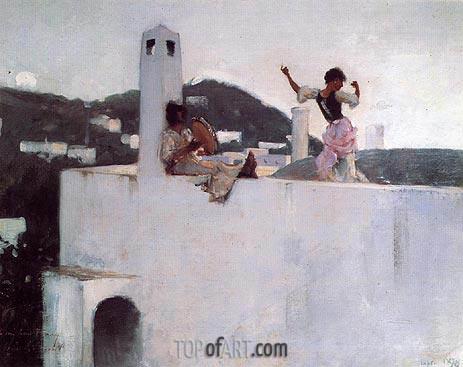 Sargent | Capri, 1878