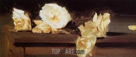 Sargent | Roses, c.1886