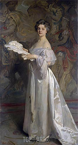 Ada Rehan, c.1894/95 | Sargent| Painting Reproduction