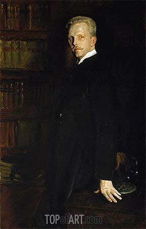 Edward Robinson, 1903 | Sargent| Painting Reproduction