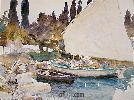 Sargent | Boats, 1913