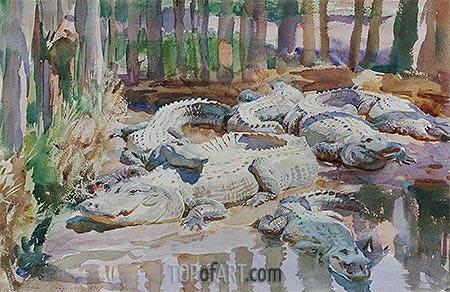 Sargent | Muddy Alligators, 1917