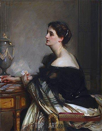 Sargent | Portrait of Lady Eden, 1906