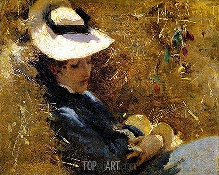 Sargent | Resting, c.1875