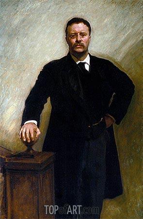 Sargent | Theodore Roosevelt, 1903