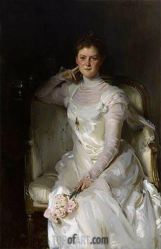 Sargent | Mrs. Joshua Montgomery Sears, 1899