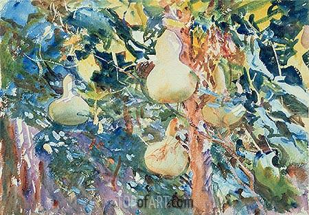 Sargent | Gourds, c.1905