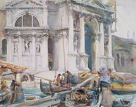 Sargent | Santa Maria della Salute, 1904