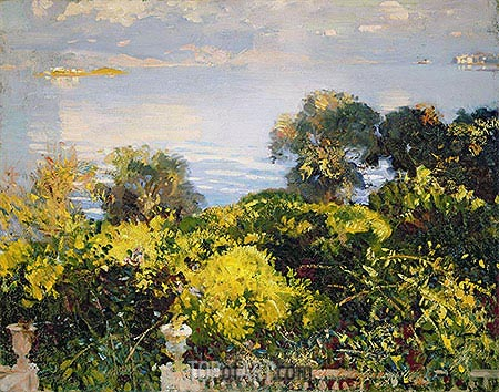 Oranges at Corfu, c.1909 | Sargent | Gemälde Reproduktion