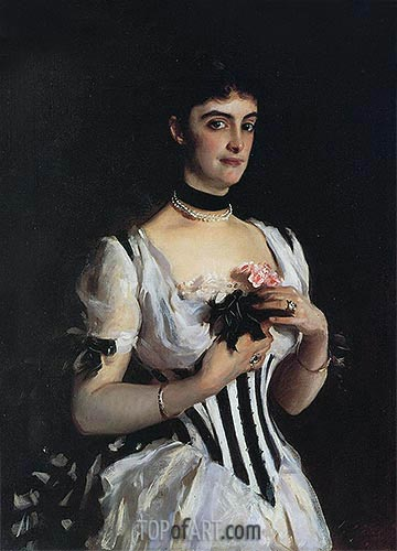 Mrs. Wilton Phipps, c.1884 | Sargent | Painting Reproduction