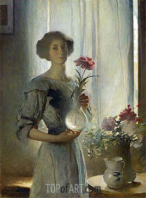 John White Alexander | June, c.1911