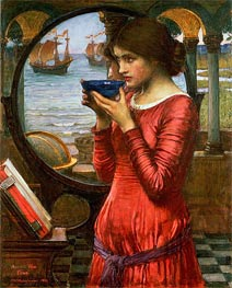 Destiny | Waterhouse | Painting Reproduction