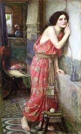 Thisbe | Waterhouse | Gemälde Reproduktion