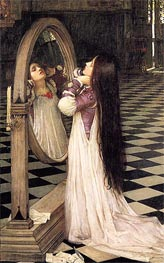 Mariana in the South, 1897 by Waterhouse | Painting Reproduction