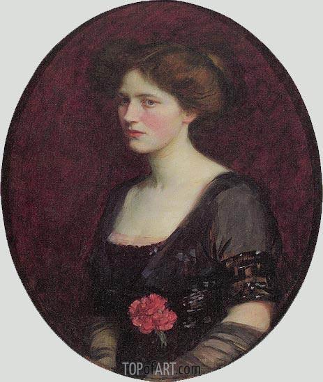 Waterhouse | Mrs Charles Schreiber, 1912