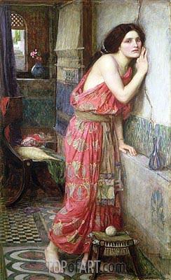 Waterhouse | Thisbe, 1909
