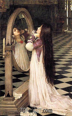 Waterhouse | Mariana in the South, 1897