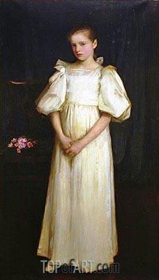Waterhouse | Phyllis Waterlow, 1895