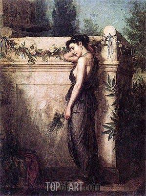 Waterhouse | Gone, But Not Forgotten, 1873