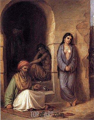 Waterhouse | The Slave, 1872