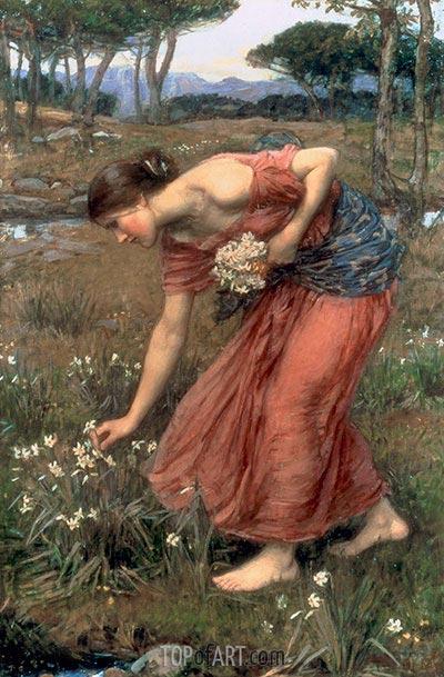 Waterhouse | Narcissus, 1912