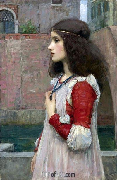 Waterhouse | Juliet, 1909