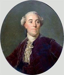 Jacques Necker, c.1781 von Joseph-Siffred Duplessis | Gemälde-Reproduktion