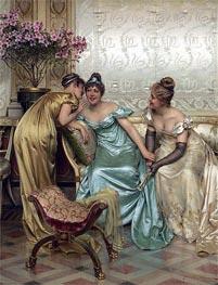 Secrets, Undated by Soulacroix | Painting Reproduction