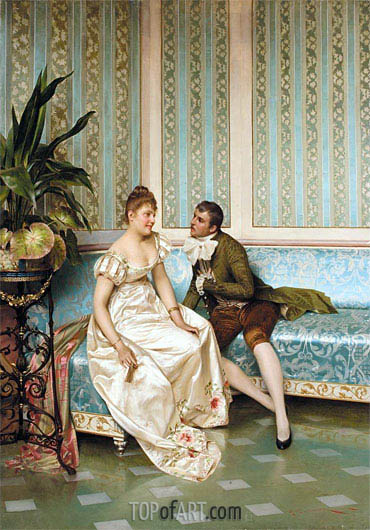 The Proposition, Undated | Soulacroix | Painting Reproduction