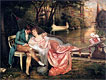 Flirtation | Frederick Charles Soulacroix