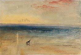 Dawn after the Wreck | J. M. W. Turner | veraltet
