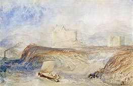 Dunstaffnage, c.1832/35 by J. M. W. Turner | Painting Reproduction