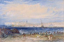 Margate, c.1822 by J. M. W. Turner | Painting Reproduction