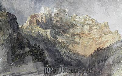 J. M. W. Turner | Ehrenbreitstein, 1817